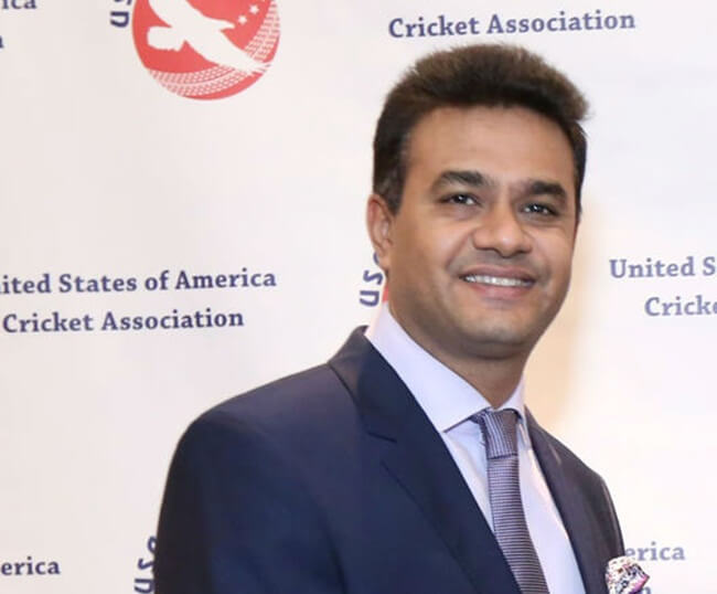 Jay Pandya Philadelphia, Rohan Group Jignesh Pandya, cricket in USA, NRI news, Indian American entrepreneurs