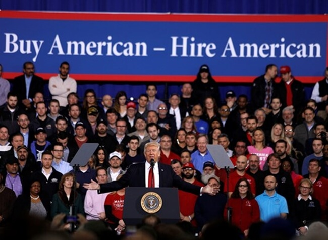 Buy American Hire American, Trump executive orders, US immigration reforms, H1B Visa rules, White House news