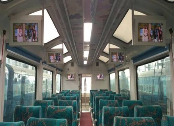 Vistadome coaches, Vizag to Araku Valley, Train travel India, Indian Railways news
