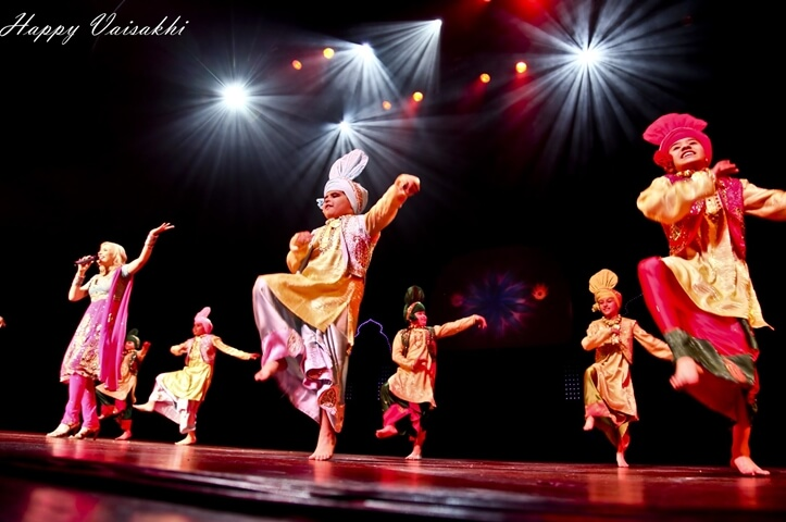 Bhangra events in USA, Los Angeles music events, Indians in Los Angeles