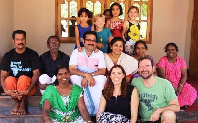 India travel stories, Kerala travel stories, American girl named Kerala