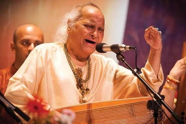 Atlanta Indian events 2017, Atlanta Indian culture, Pandit Jasraj Music