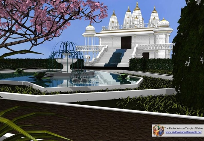 Dallas Indian temples, Indian temples USA, Dallas Indian events