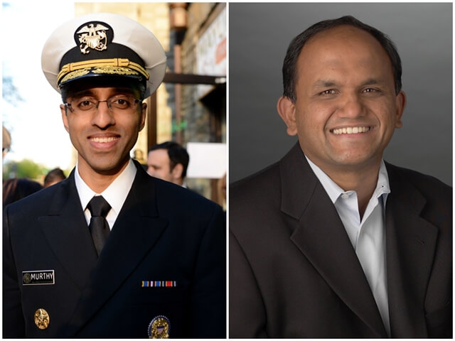Great Immigrants Award 2017, Immigrants in USA, Adobe CEO Shantanu Narayen, Dr Vivek Murthy, Indians in USA, NRI news