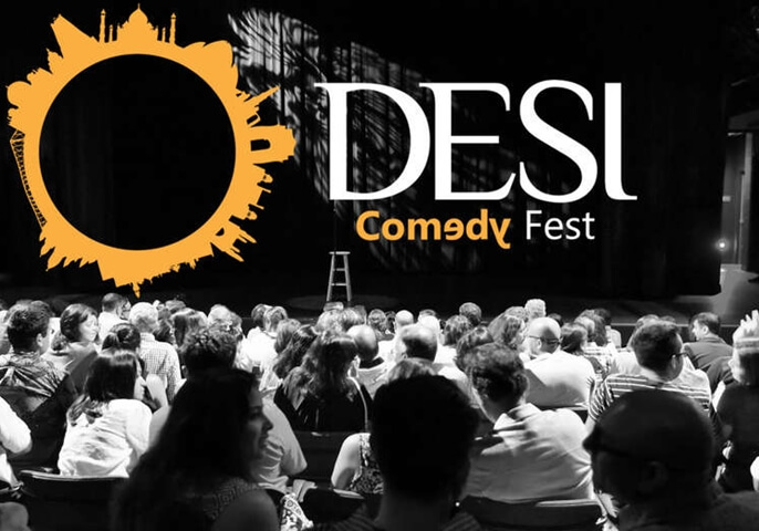 Desi Comedy Fest Bay Area, San Francisco Indian Events 2017, fourth annual Desi comedy fest CA