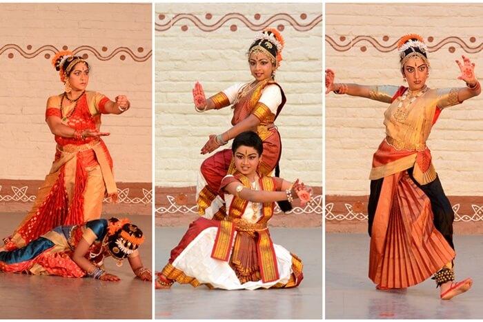 Prashanthi Harathi Kuchipudi, Abhinaya Dance Academy Portland, Ritwika Petluri dancer