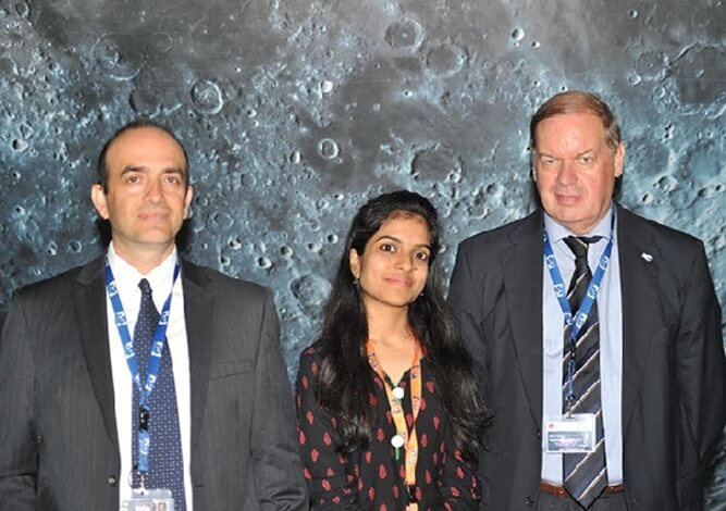 Sonal Baberwal, Kalpana Chawla scholarship, ISU, Young Indian achievers
