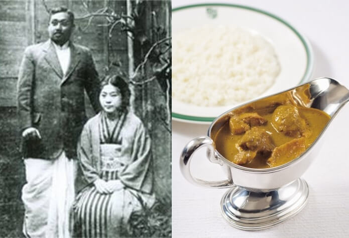 Rash Behari Bose story, Nakamuraya Indo Karii, Indian food stories, Nakamuraya Manna Shinjuku