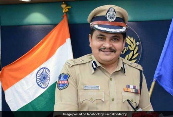 IPS Mahesh Muralidhar Bhagwat, Telangana heroes, brave Indians, human trafficking