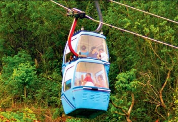 Vizag tourist spots, Vizag longest ropeway, Andhra Pradesh tourism news, India tourism news