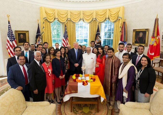 Diwali 2017 at the White House, Donald Trump news, Diwali in USA, Donald Trump Diwali