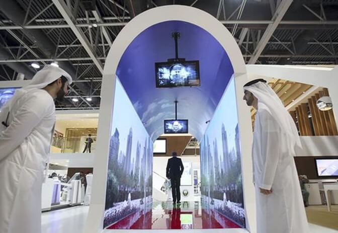 Dubai International Airport, Dubai Airport face scanning, global aviation news, air travel news, Emirates Airlines