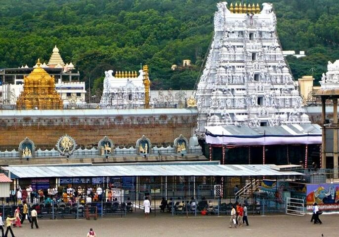 Tirupati Airport international flights, Tirupati Tirumala Temple news, cheap flights to Tirupati India