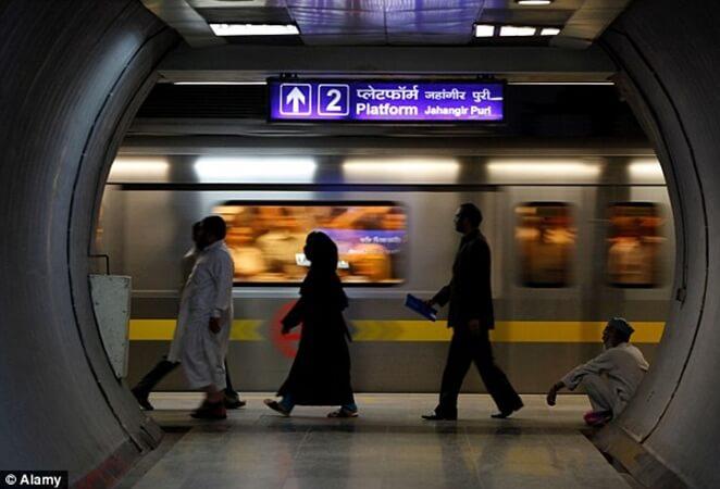 Delhi metro baggage size, Delhi Metro Rail news, Travel to Delhi