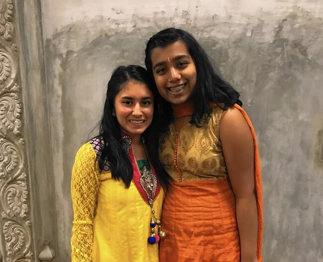 Side by Side Smiles, Naperville Nandini Arakoni, Smile Train NGO, young Indians USA