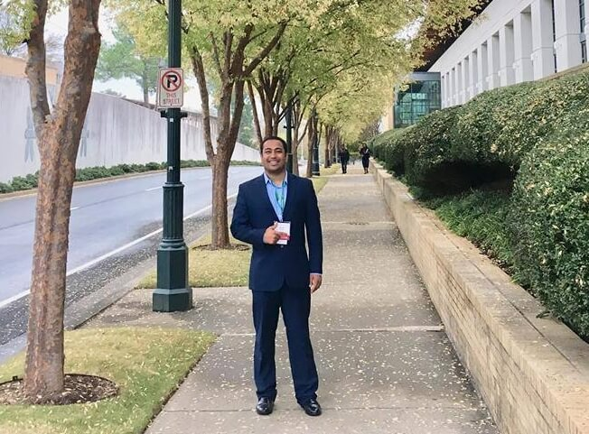 2018 Global Teacher Prize, Akash Patel Dallas, Indians in USA, NRI News