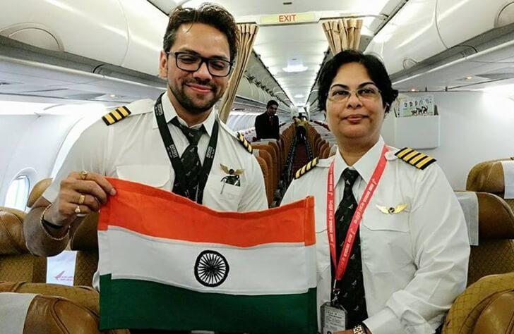 Air India pilot Anupama Kohli, Air India news, Air India flight tickets