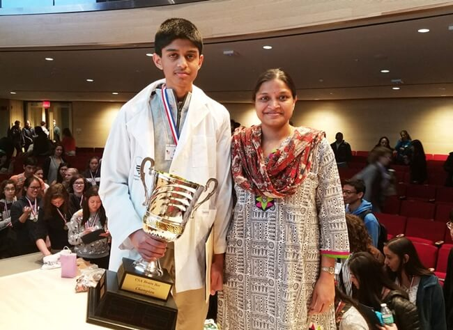 US National Brain Bee Championship, Akhil Kondepudi Brain Bee winner, NRI news