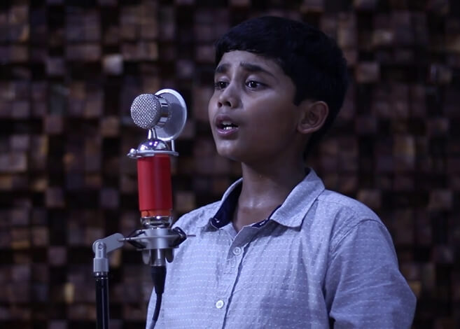 Yathaarth Murthy Bengaluru, young Indian achievers, national anthems