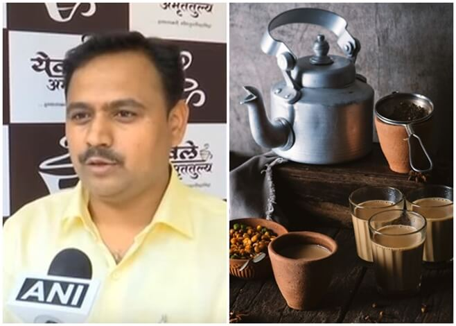 Yewle Tea House Pune, Navnath Yewle Chaiwala, Indian tea sellers, stories of tea India, travel to Pune
