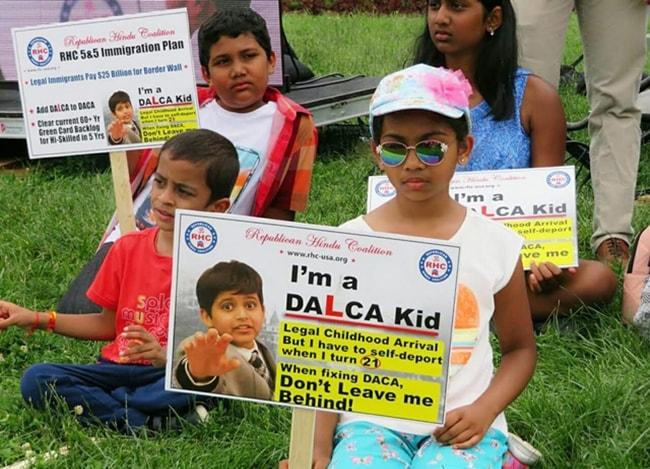 DALCA kids USA, US immigration news, Indian Americans green card, latest USA news