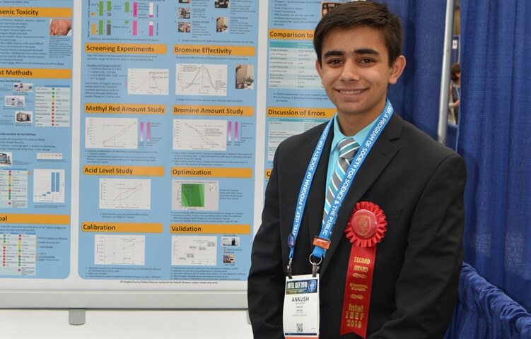 Signature School Evansville, Ankush Dhawan Asteroid, Indiana USA news, young Indian achievers