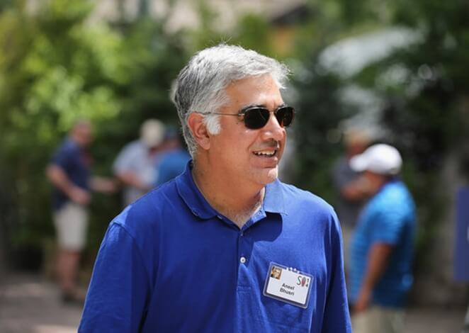 Workday CEO Aneel Bhusri, Giving Pledge philanthropists, Indian American billionaires