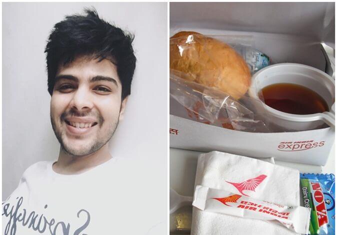 Mumbai Humans, Vishab Mehta Air India, airline food waste solutions